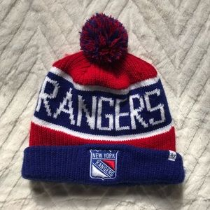 Accessories - Barely Worn New York Rangers Toque